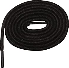 Shoestring Polyester Round Unisex Shoelaces for Formal Shoes