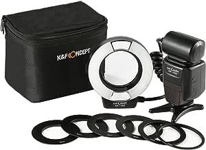 K F Concept Ttl Ring Flash Camera Photo