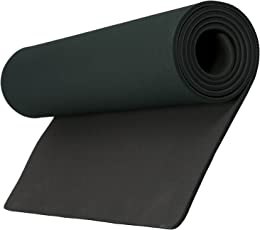 Aerolite Premium Double Colour Yoga/Fitness Mat (10mm, Olive Green)