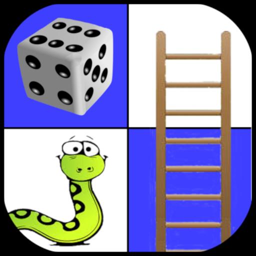 Serpents et échelles - Jeu de société classique pour 2 à 4 joueurs