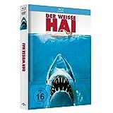 Der weiße Hai (limitiertes Mediabook, inkl. DVD) [Blu-ray]
