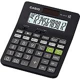 Casio MJ-12GST GST Calculator (Black)