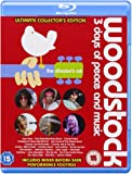 Woodstock [Ultimate Collectors Edition] [Blu-ray] [1970] [2009] [Region Free]