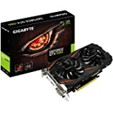 Gigabyte GeForce GTX 1060 GV-N1060WF2OC-3GD Grafikkarte schwarz