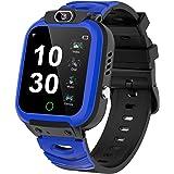 Smartwatch Bambini con Musica MP3 Video - Orologio Intelligente Bambini 7 Giochi, Smartwatch Telefono con SOS Sveglia Timer,