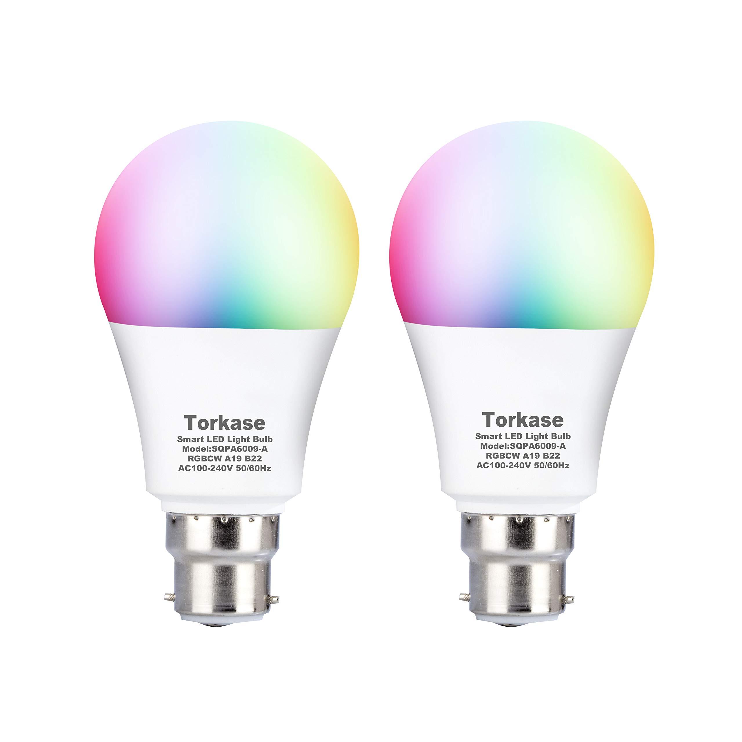 Torkase Smart Light Bulb