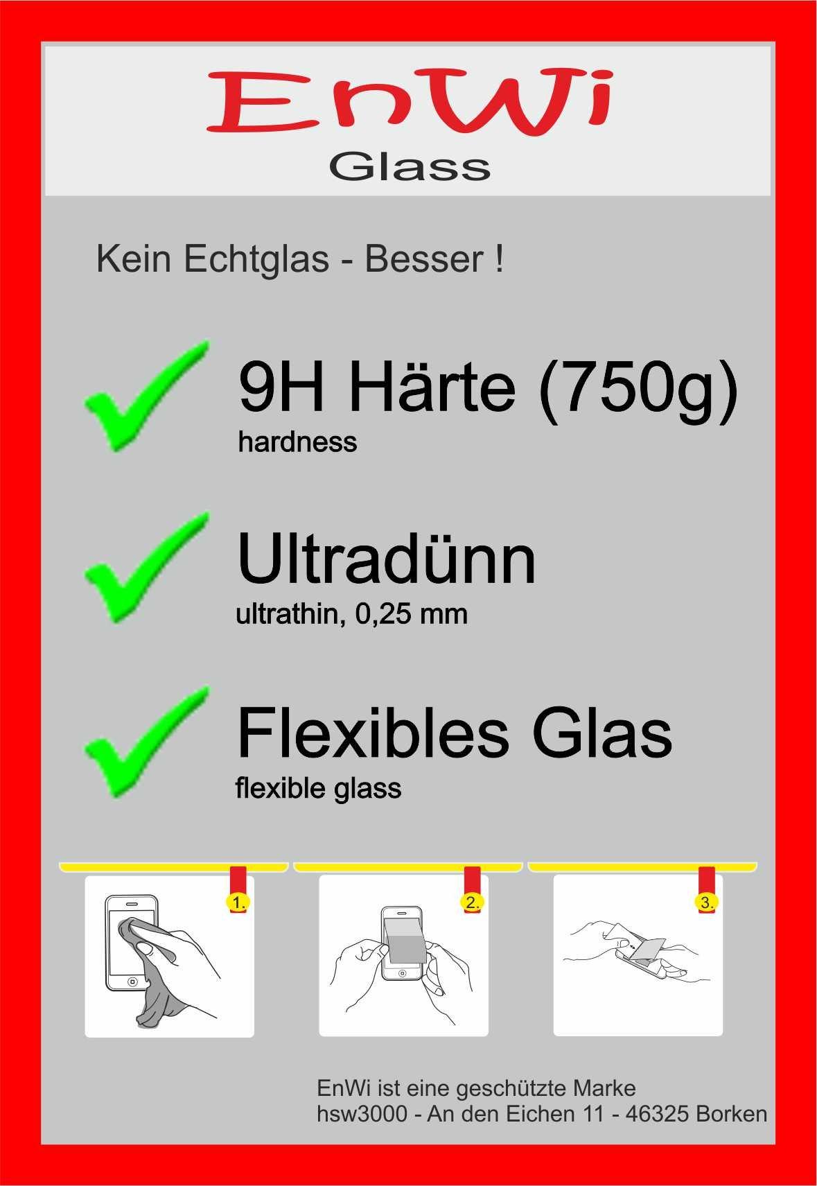 2X-EnWi-Glass-Panzerfolie-9H-750g-HRTE-Displayschutzfolie-fr-Jura-15084-E8-Kaffeevollautomat-Panzerglasfolie-Panzerglas