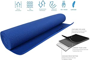 Strauss Yoga Mat