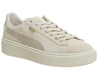 scarpe puma suede platform