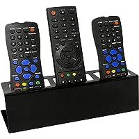 Axmon Remote Stand - Remote Holder/Remote Organizer [Multipurpose Organizer] [3 Spacious Compartments] [Desktop…