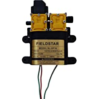 200psi 160 psi DC 12V 80W Micro Electric Diaphragm 2in1 High Pressure Dual Water Pump for RV Boat