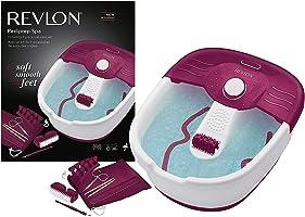 Revlon Pediprep Foot Spa with Nailcare Set - Multi Color, RVFB7021PARB
