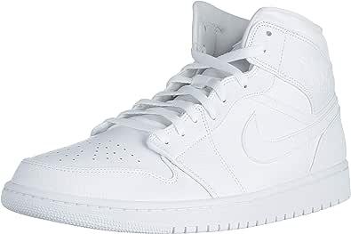 NIKE Men's Air Jordan 1 Mid Basketball Shoe