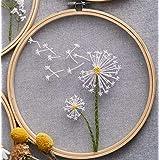 Europees mesh borduren, borduurwerk startpakket, borduursets diy borduurwerk voor beginners DIY huisdecoratie, diy bloemen sc
