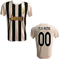 Maglia Replica Calcio BIANCONERA Home Ufficiale Autorizzata Nome Numero Personalizzata Personalizzabile F.C. Juv JUVENTU…