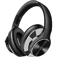 Active Noise Cancelling Kopfhörer OneOdio Bluetooth Kopfhoerer Over Ear Headphones mit Typ-C Schnellladen 40 Std…