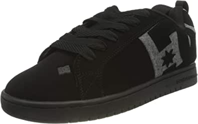 DC Shoes Court Graffik, Scarpa da Skate Uomo
