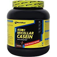Muscleblaze 100% Micellar Casein With Digezyme 2.2lbs Chocolate