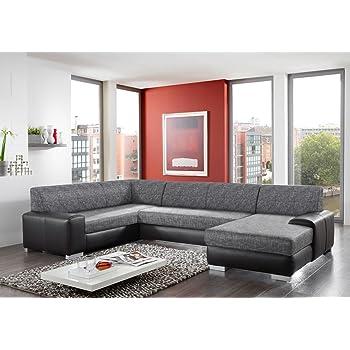 Lifestyle4living Wohnlandschaft Ecksofa Sofa Couch Polsterecke