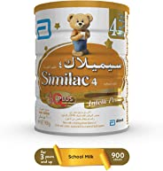 Similac 4 School Formula Milk - 900g Tin, CABN000160