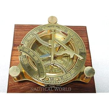 Nautical da collezione in ottone nautica bussola nautica ottone decorazione   4e7892