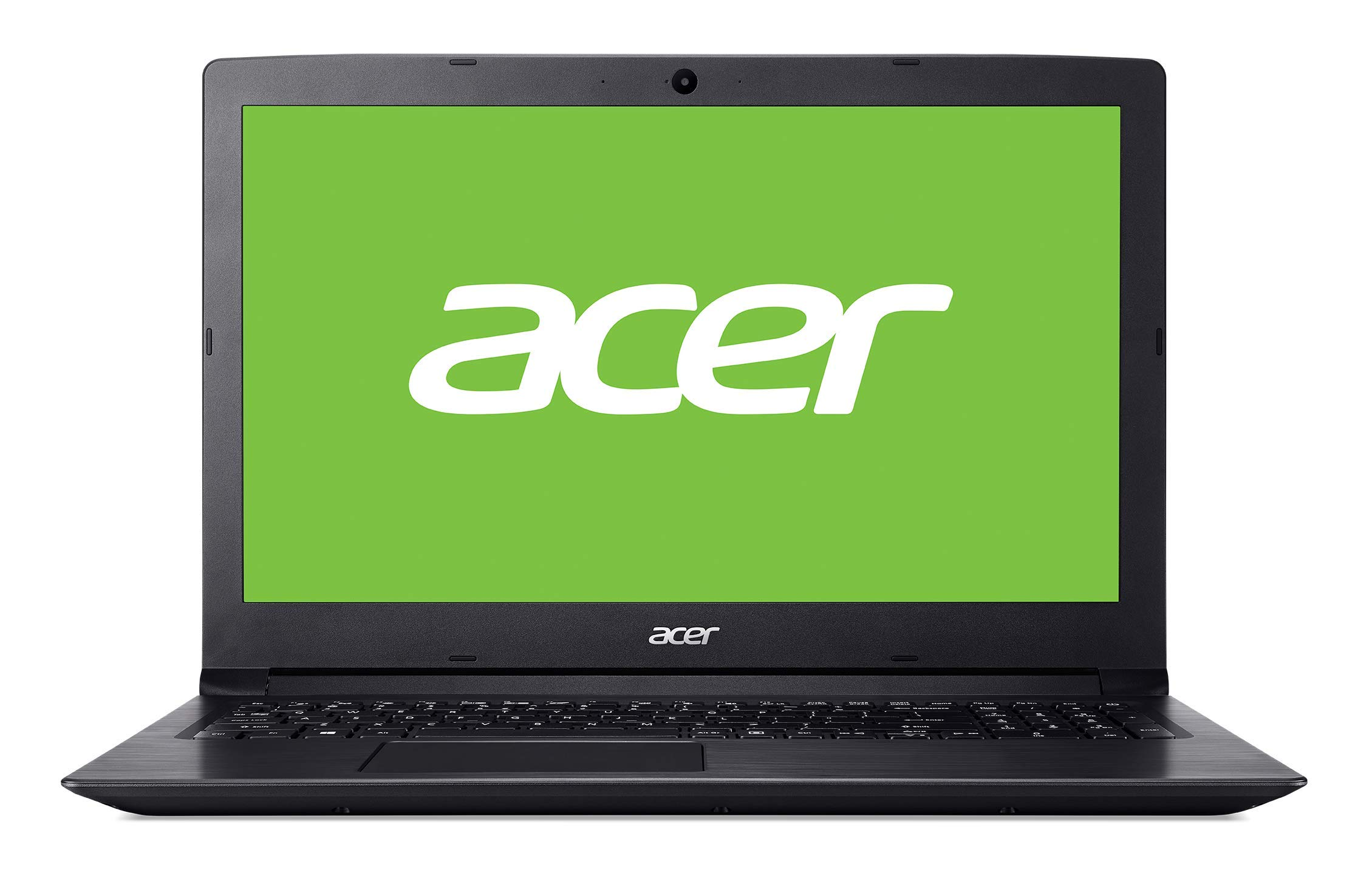 Acer Aspire 3 | A315-53 – Ordenador portátil de 15.6″ HD (Intel Core i3-7020U, 4 GB RAM, 128GB SSD, UMA, Windows 10 Home) Negro – Teclado QWERTY Español