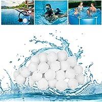 100-350gal Sandfilterpumpe f/ür Pool mit Filterelement //hr Gartenpool 220V//20W FNKDOR Pool Filterpumpen aus Leichter Plastik f/ür 378-1324L