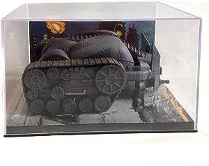 Batman The Dark Knight Returns Bat Tank 1:43 Scale Diecast Model w Magazine New