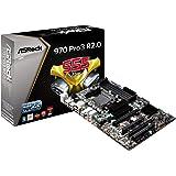 Asrock 970 PRO3 R2.0 Mainboard Sockel AM3+ (ATX, AMD 970, DDR3 Speicher, 6x SATA III, 4x USB 3.0)
