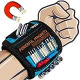 Idee Regalo Uomo Bracciale Magnetico - Regali Natale Originali Gadget Utili Accessori Fai Da Te, Regalo Uomo Papà Lui Complea