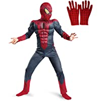 Fancy Steps � Superhero kid's fancy dress costumes with gloves kindly see Age in dropdown