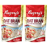Bagrry's Oat Bran Pouch, 400g- Pack of 2 (400x2)