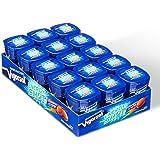 Vigorsol Energy Shot Chewing Gum Senza Zucchero, con Caffeina, con Vitamine, Gusto Menta, Confezione da 15 Mini…