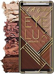 LA Girl Harmonize Eyelux Mesmerizing Eyeshadow, Multicolor, 5.2g