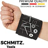 Magnetarmband für Handwerker – Handwerker Geschenke: Magnetisches Armband für Schrauben und Nägel. Beste Baumarkt Geschenk zum Geburtstag - Ostergeschenke für Männer - Geschenke für Männer