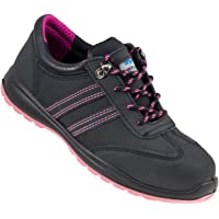 Ladies Women Steel Toe Work Shoes Safety Shoes Garden Urgent 214 S1
