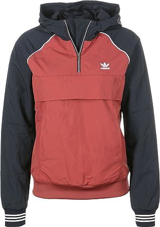 adidas sweat shirt femme rouge