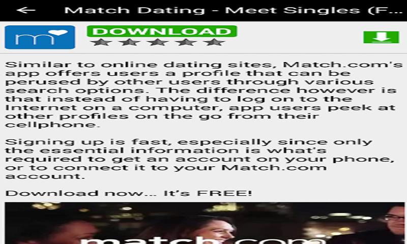 Free Dating ricerca UK
