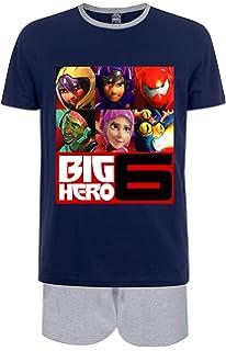 Disney Big Hero 6 Pyjamas  4 to 8 Years Baymax Pyjamas Disney Pixar PJs W15