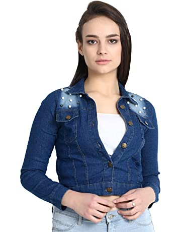 ac5f9966c7d Jackets for women: Buy jackets for women online at best prices in ...
