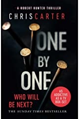One by One: A brilliant serial killer thriller, featuring the unstoppable Robert Hunter Kindle Edition