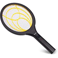 mafiti Electric Fly Swatter, Fly Killer Bug Zapper Racket for Indoor and Outdoor Pest Control, 2AA Batteries not…
