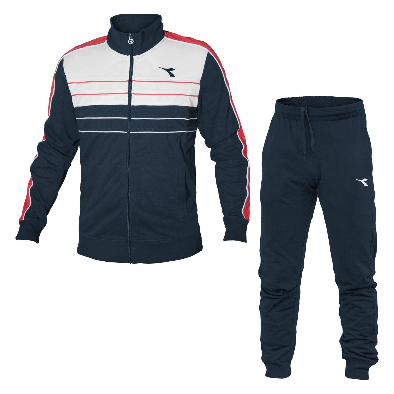 Diadora Sport 102172673 HJ Cuff Tuta Sportiva da Uomo - Face Shop 126c77972a5