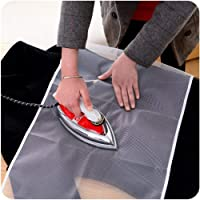 Harivar Mart Ironing Pad Cover Mat Sheet Protective Insulation Scorch Mesh Cloth- Assorted Color