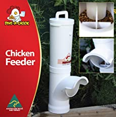 Dine a Chook Hühner Futterautomat