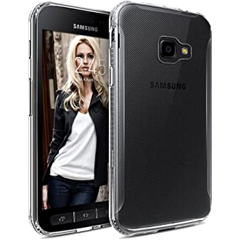 bez samsung galaxy xcover 4 case clear phone case for. Black Bedroom Furniture Sets. Home Design Ideas