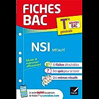 Fiches bac NSI Tle générale (spécialité) - Bac 2022 : nouveau programme de Terminale