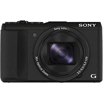 Sony DSCHX60 Digital Compact High Zoom Travel Camera with Wi-Fi and NFC ( 20.4 MP, 30x Optical Zoom) - Black