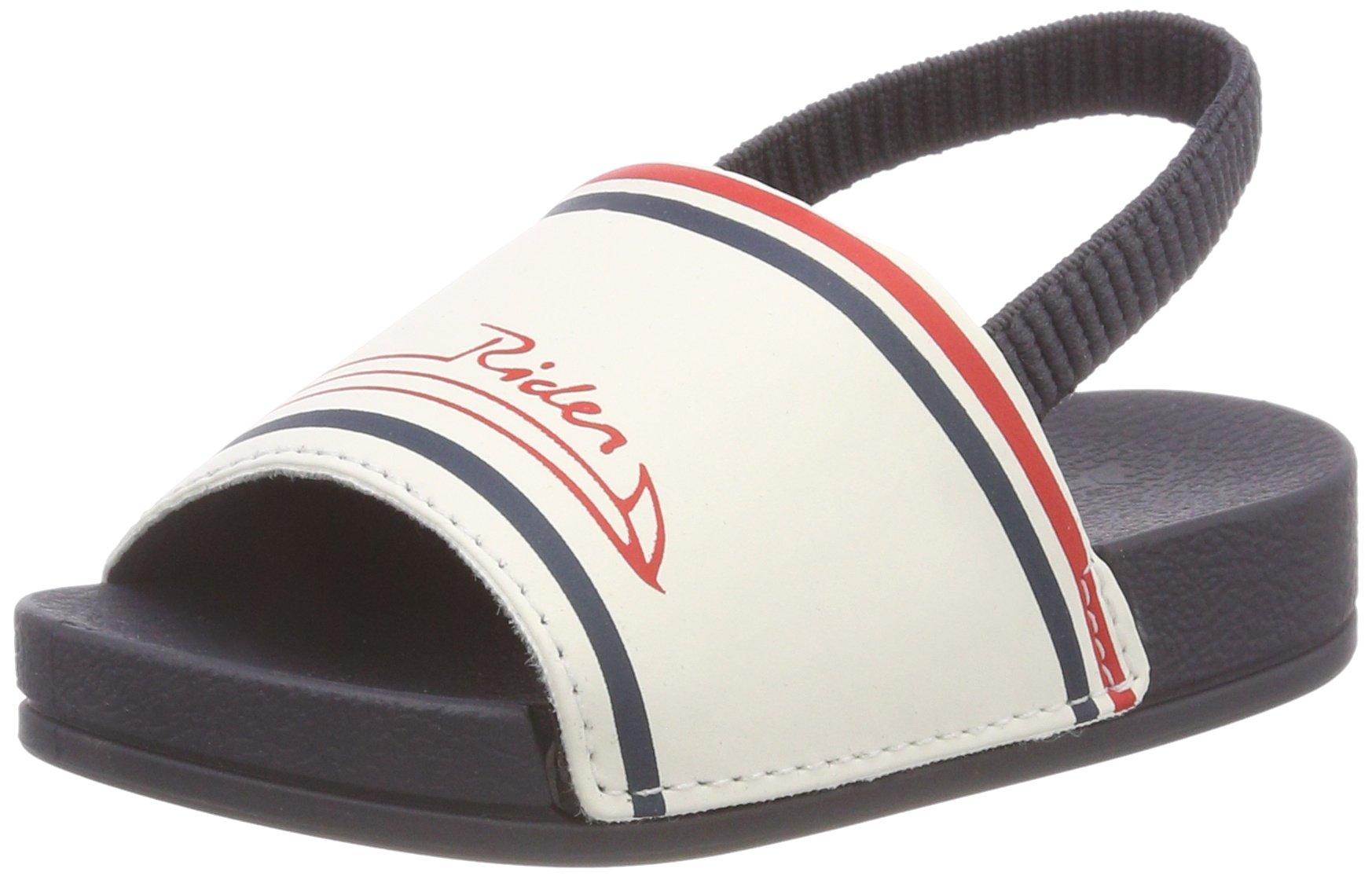 new product aeb2b b2065 Rider R86 Slide Baby, Sandali Unisex – Bimbi 0-24 - Face Shop