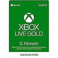 Xbox Live Gold Mitgliedschaft | 12 Monate | Xbox…